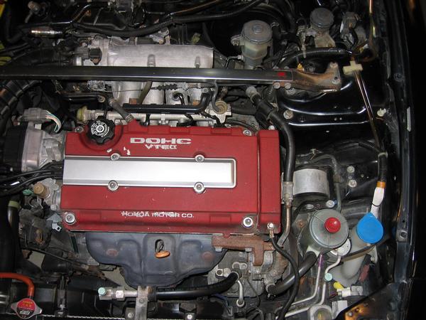 Bone stock B18C5 Integra Type-R motor