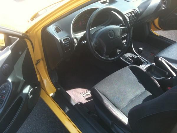 CDM Integra Type-R steering wheel