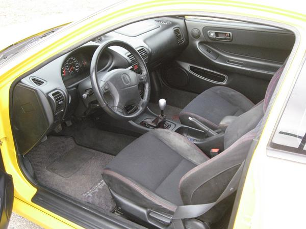 Canadian Integra Type-R interior