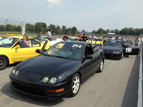 FBP 2000 Acura Integra Type-r at ITR Expo 12