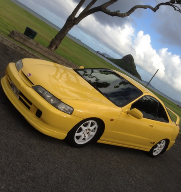 USDM 2000 Acura Integra Type-r with JDM front