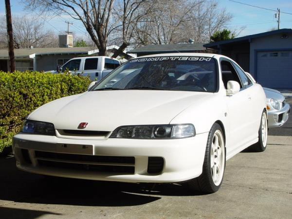 1997 Integra Type-R Comptech with JDM front end.