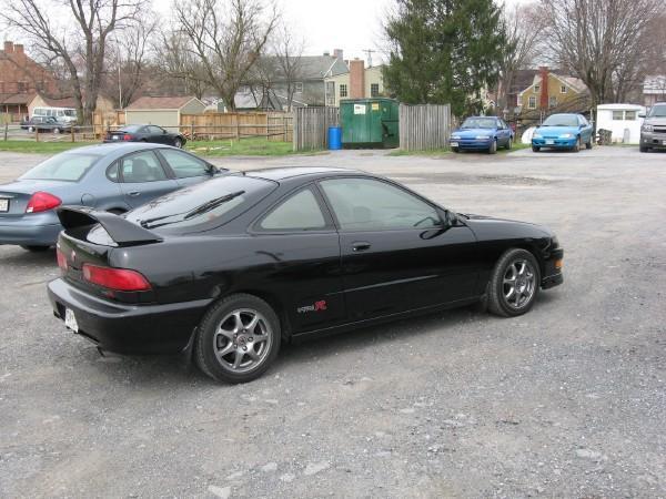 2000 Acura Integra Type-R rear end