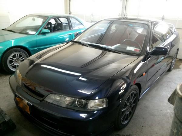 2000 Acura Integra Type-r JDM Front