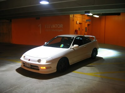 CW 1997 Acura Integra Type-R