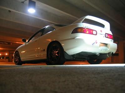 97 Acura Integra TypeR
