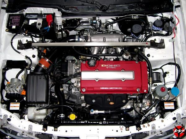 1997 Integra Type-R Engine Bay