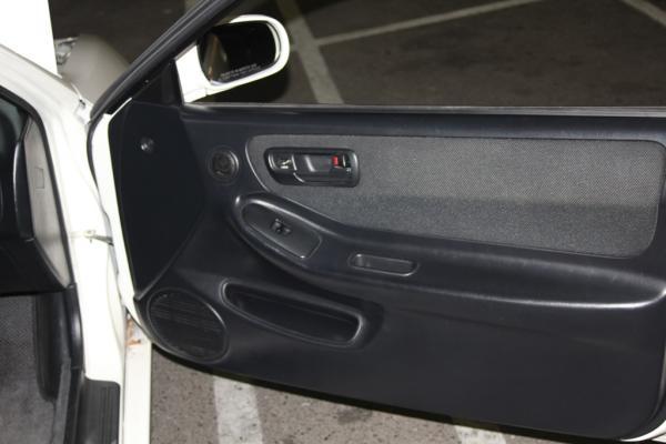 1997 Acura Integra Type-R passenger side door panel