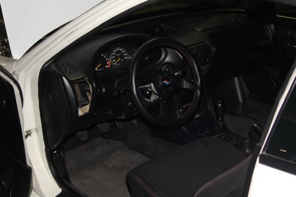 1997 Acura Integra Type-R with spoon sports steering wheel