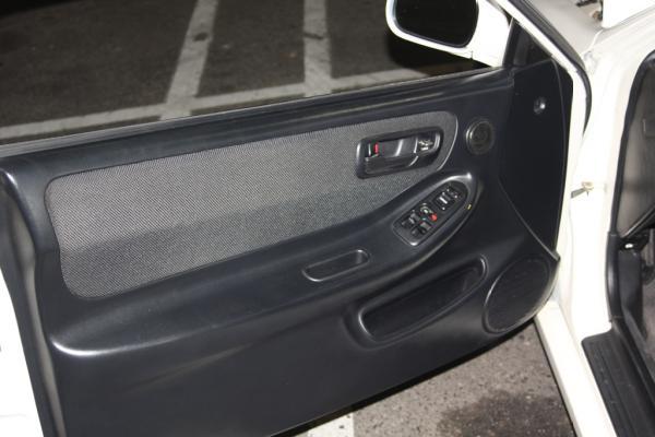 1997 Acura Integra Type-R drivers side door panel