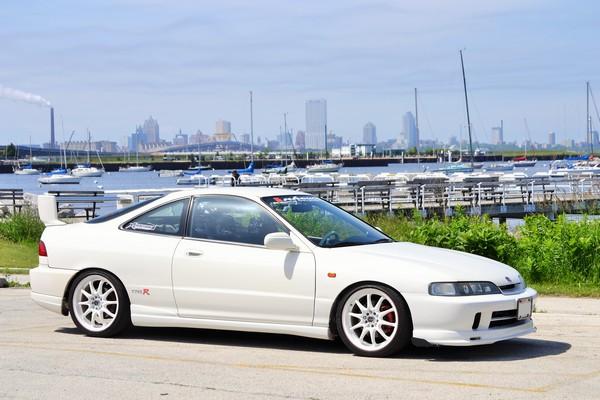 1997 Acura Integra Type-R JDM front