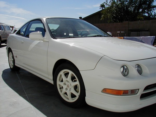 1997 Acura Integra Type-R OEM USDM front end