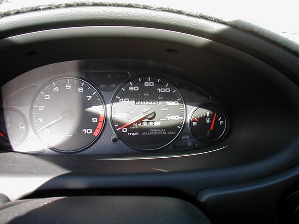 1997 Acura Integra Type-R super low miles