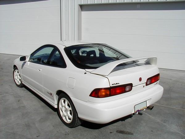 1997 Acura Integra Type-R OEM USDM rear end