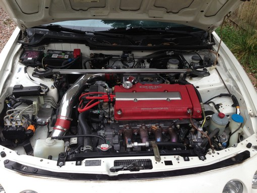 1997 Acura Integra Type-R B18C5