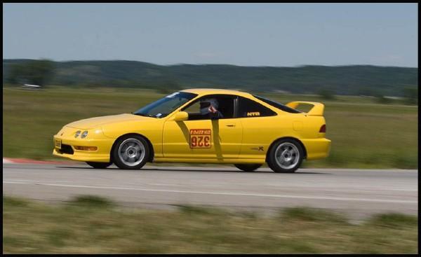 2001 integra type-r racing