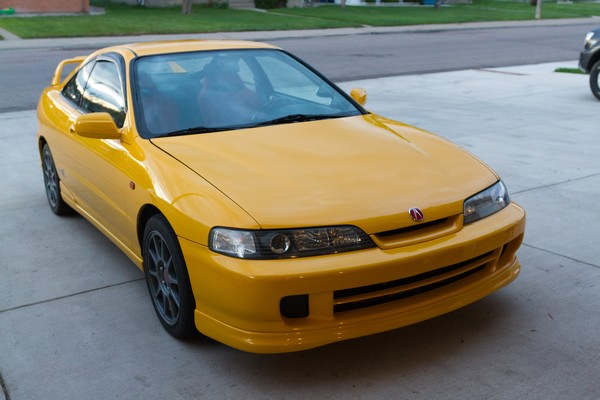 2001 Integra Type R JDM Front end