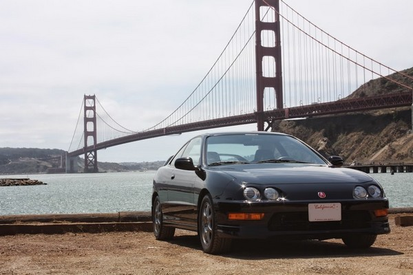 Bone stock 2001 NBP ITR golden gate bridge