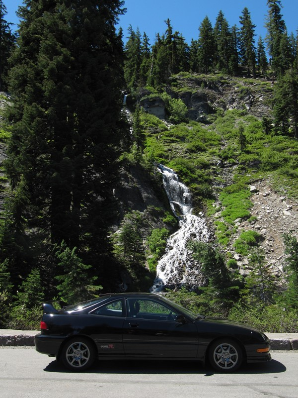 2001 NBP ITR at Vidae Falls Oregon