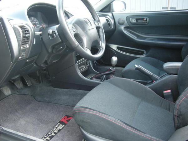 USDM Integra typeR interior