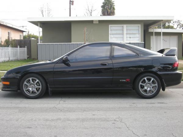 2001 Nighthawk Black Pearl Integra Type R