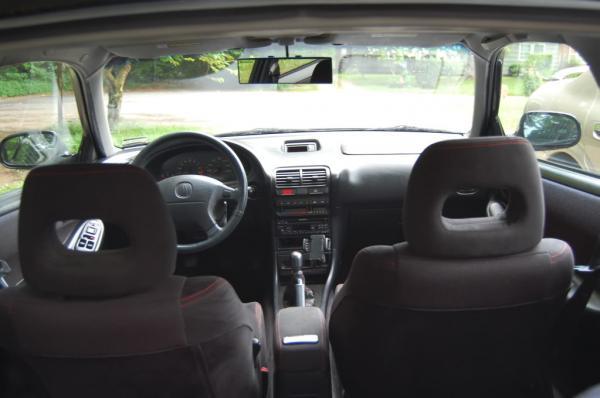 Acura Integra Type-R front interior