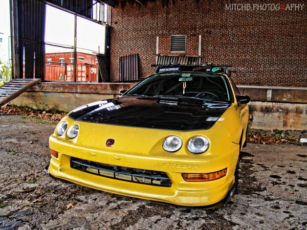Phoenix yellow ITR front end