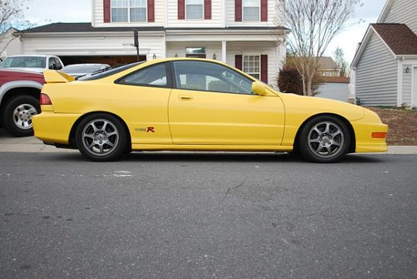 Acura Integra TypeR Profile