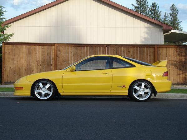 2001 Dumped Integra Type-R
