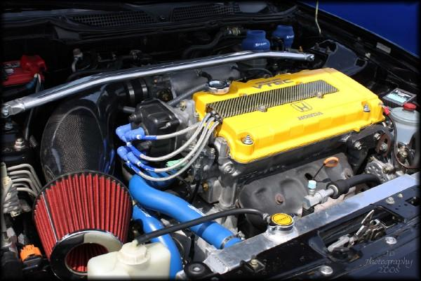 B18c5 with spoon gear