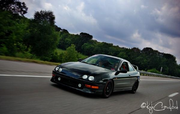 01 ITR driving