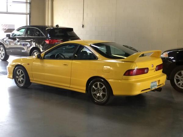 2001 Integra Type R stock back