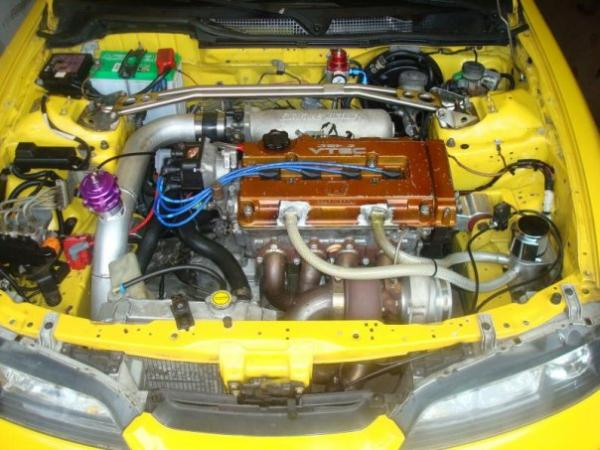 2001 ITR with Turbo LS-VTEC 800+ WHP