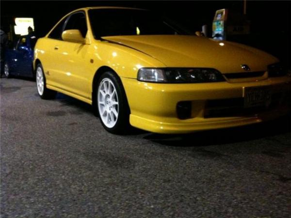Phoneix Yellow ITR with JDM Front end