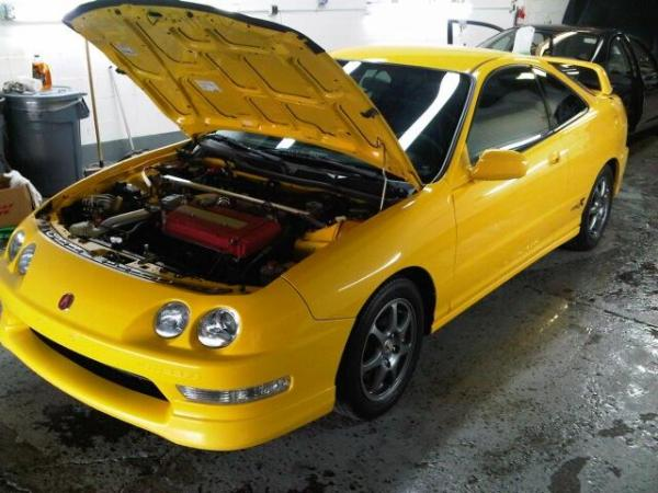 2001 PY ITR with hood popped