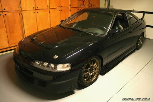 Custom Integra Type R racecar
