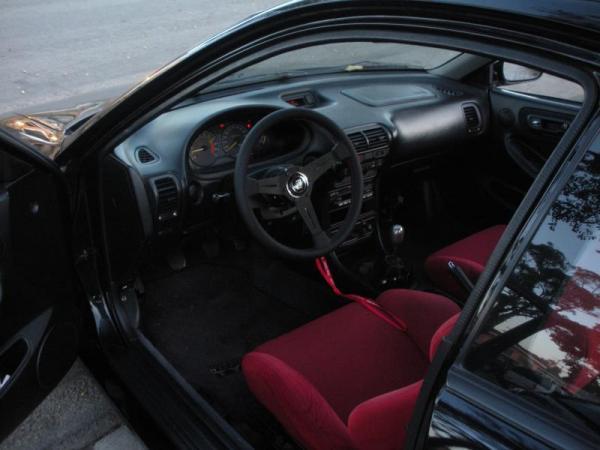 2001 Acura integra typeR with modified interior