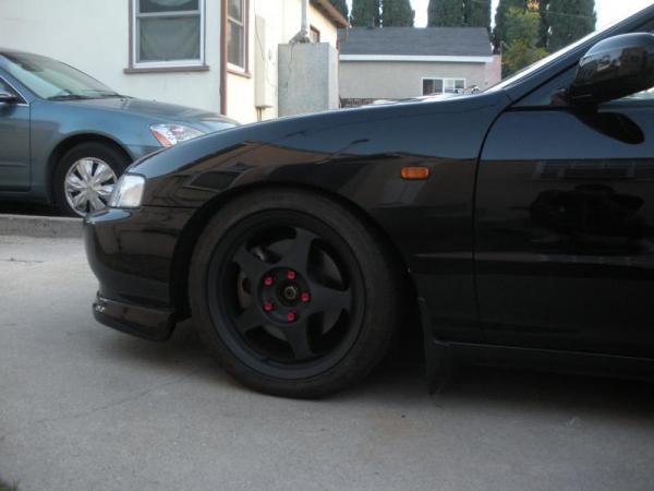 2001 USDM ITR with SW388 Spoon wheels