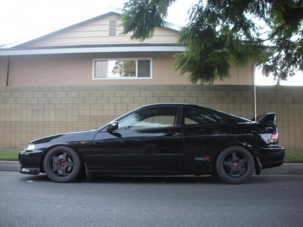 JDM front USDM itr with spoon sport wheels
