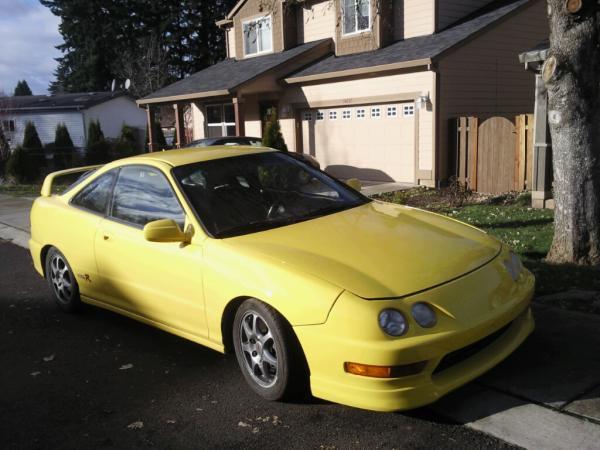 Rebuilt 2001 Acura Integra Type-R