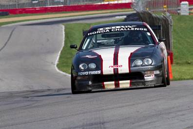 1998 Acura Integra Type-R Racecar at championship