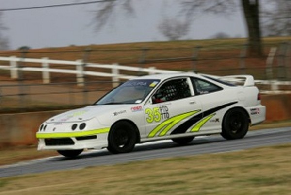 1998 Acura Integra Type R Race Car