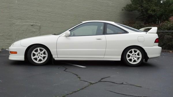 1998 Championship White Integra Type R