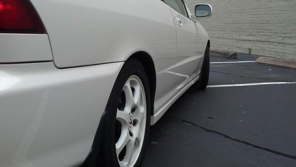 1998 Championship White Integra TypeR