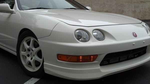 1998 Championship White Integra Type-R