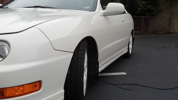 stock/OEM 1998 Championship White Integra Type R