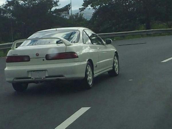 1998 Championship White ITR Driving