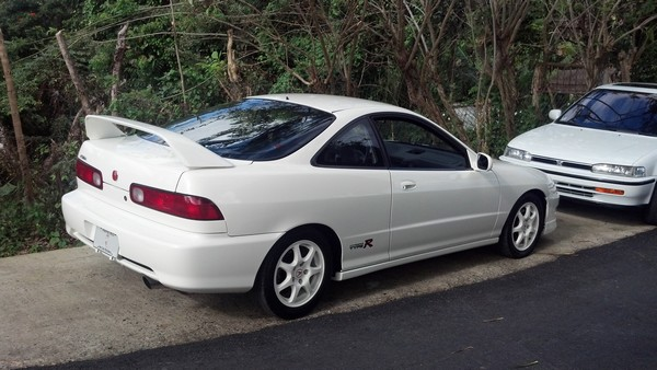 1998 Championship White Integra Type R 100% original