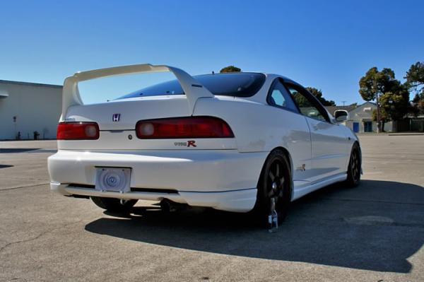 CW ITR with Optional rears and Mugen spoiler