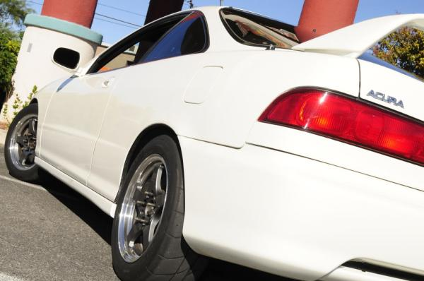1998 Championship White Integra Type R